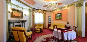 3-комнатный люкс (Бунгало)